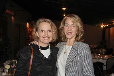 Jennifer DeVoll and Julie Nesbit