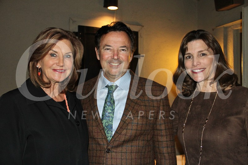 Sindee and Steve Riboli with Patricia Ostiller