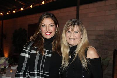 Dana Naples and Melissa Alcorn