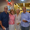 Brad and Susie Talt with Debby and Richard Giss