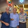 Brad Talt, Richard Giss and Aaron Weiss