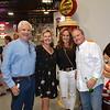 Jeff and Patti Buckner with Lori and Brandon Cuccia