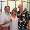 Rudy Aguirre, Julie Wofford and Larry Uhl