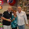 Dennis and Kathi Constanzo with Howard Rudzki