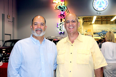 Jeff Scofield and Mike Clearman