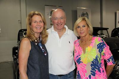 Elita and David Balfour with Jane MacKinnon