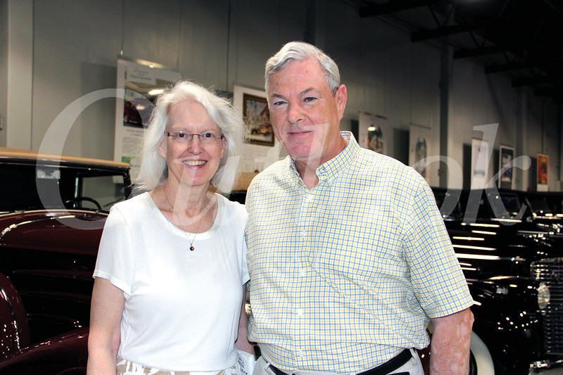 Diane and Bill Cullinane