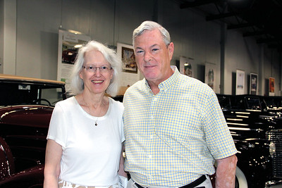 Diane and Bill Cullinane