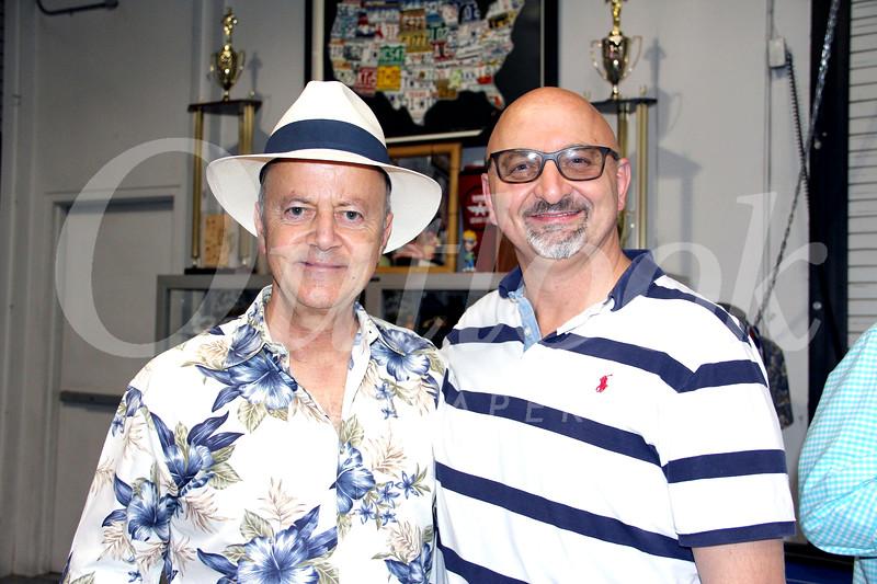Bill Ukropina and Roy Antoun