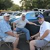 Vic Marsh, Jim Rock and Mike Marsh