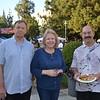 Arlen Alfson, Deborah Gant and Doug Charles