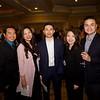 Chris Pham, Madison Yee, Henry Chai, Lisa Ban and Garland Cheng