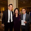 Robert Lo, Fanny Lee and Vinh Ly