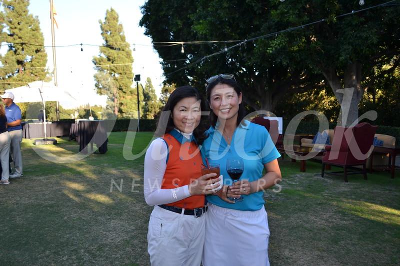 Amy Yee and Michelle Mao