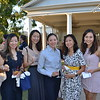 Heidi Xue, Carol Shen, Elaine Wong, Nancy Ray and Jessica Yeh