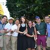 Anthony Cannizzo, Tony Chang, Reno Yu, Josey Iannotti, Kristie Lo, and Diarmuid and Jan Sakonju