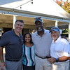 Peter Rota, Shelan Joseph, Vernon Patterson and Jose Colon