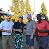 Steve Mullin, Peter Perez, Jeff Sanday and Boris King