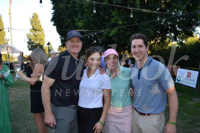 Roger and Susie McKee with Kristen and Anthony Cannizzo