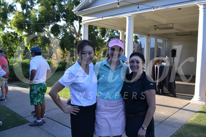 Susie McKee, Kristen Cannizzo and Christina Trauber