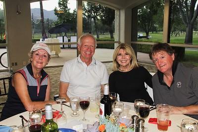 Patsy Grant, Jim Griesgraber, and Vivien and William Foran