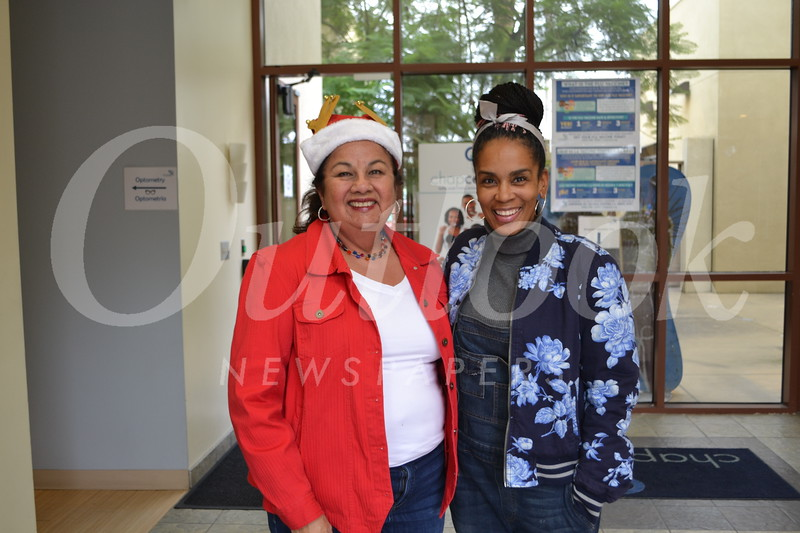 ChapCare CEO Margie Martinez and Butter Bakery owner Devonna Banks