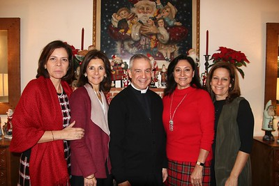 Christ Child Society Gathers Gifts to Distribute