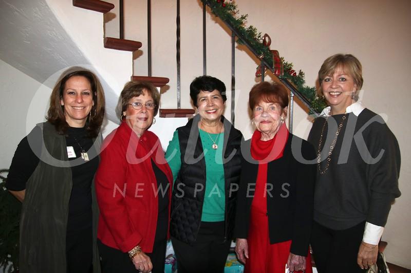 Julianne Coppersmith, Tina Fogliani, Olga Castellanos, Ann Ward and Mary Baxter