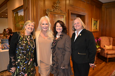 Cheryl Newell, Angel Throop, Angie Miller and Molly Gervais