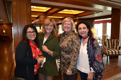 Carolina Lugo, Franny Harvey, Jennifer Gowan and Clarita Gustafson