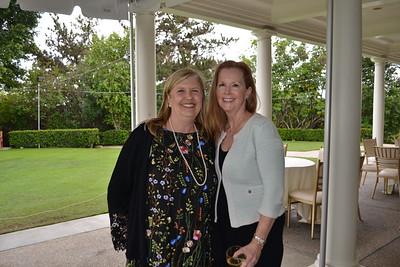 Cheryl Newell and Carolyn Seitz
