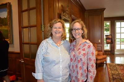 Mary Ann Peters and Marcie Johnson