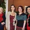 Debi Lee, Jennifer Gustafson, Gloria de Olarte and Clarita Gustafson