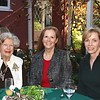 Nancy Gibbs, Carolyn Seitz and Sara Nowak