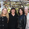 Pauli Morin, Cecilia Miles, Angie Miller and Angel Throop