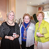 Tory Howe, Susie McIntosh and Leslie Ann Holliday