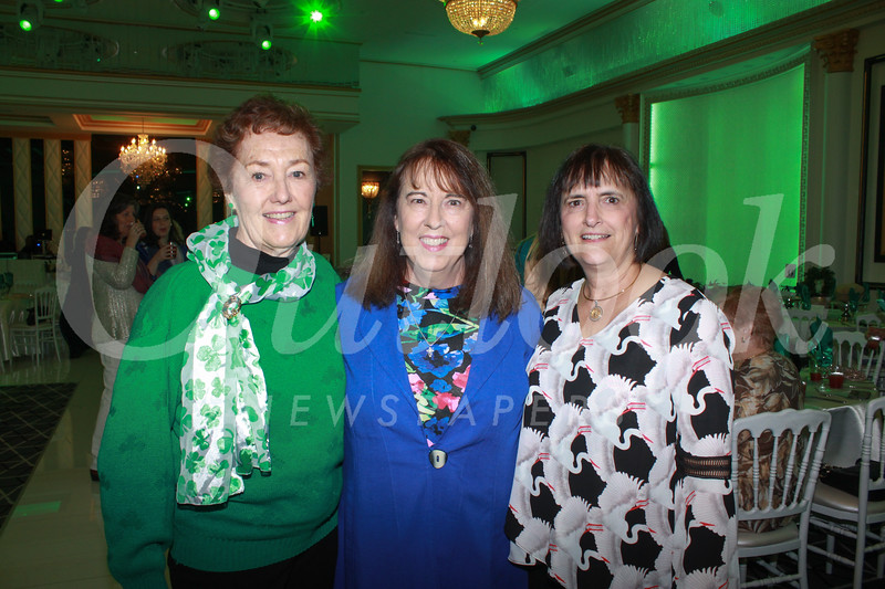 Mary Marthe, Ann Sanders and Carol Pickle