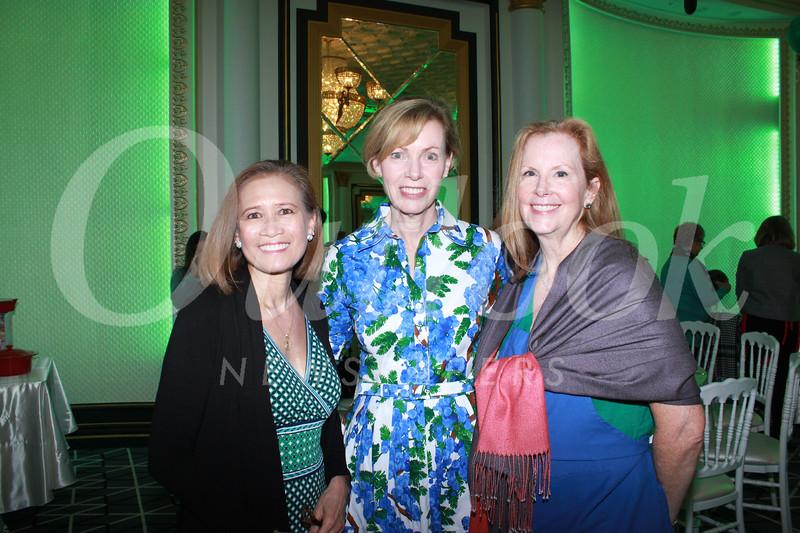 Michelle Moreth, Sara Nowak and Carolyn Seitz
