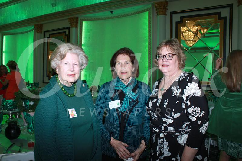 Nancy Gibbs, Nancy Kerckhoff and Nancy Madden