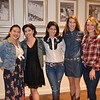 Megan Poehler, Tess Henderson, Mary Cole, Laura Nunnelly and Katie Cowan