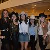 Celene Lyddon, Hayley Boaz, Lindsey Wyman, Jen Tiari and Mary Forrest