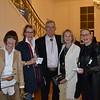 Cathy Alexander, Myra Taylor, Nick and Judy Martin, and Cathie Patridge