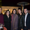 Mike and Debra Barsom, Dimple Bhasin, and Stephanie and Tudor Masek