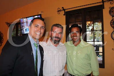 Kiko Ochoa, Charles Wood and Jay Zapata