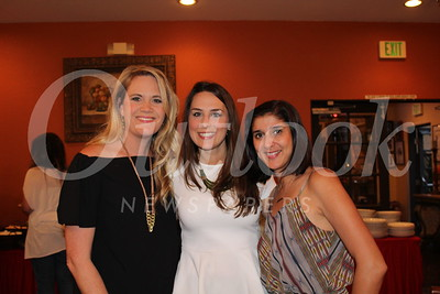 Jennifer Kennedy, Chelsea Hermez and Dimple Bhasin