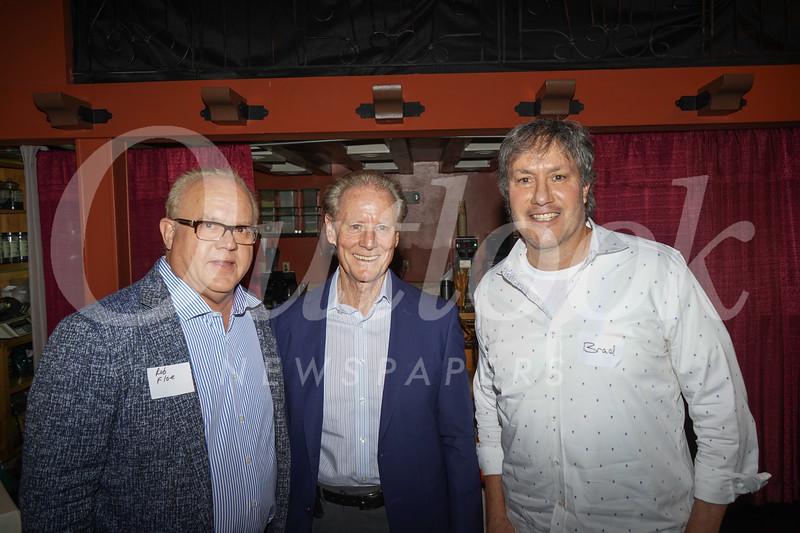 Rob Floe, Lonnie Schield and Brad Schwartz