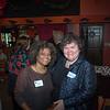 Felicia Williams and Julia Bradsher