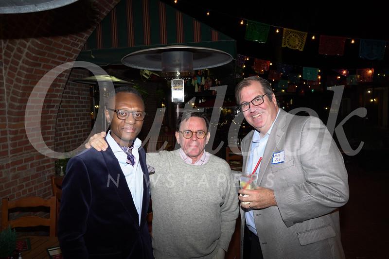 David Samuels, Jeffery Plansker and Mike Puls