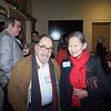 David Baltimore and Alice Huang