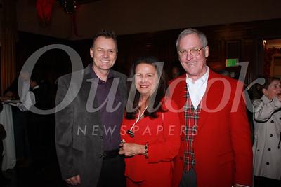 0414 Gary Forecast, Barbara Rogers and Chuck Livingstone